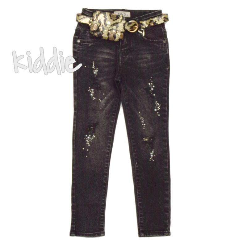 Pantaloni San D cu portofel fete
