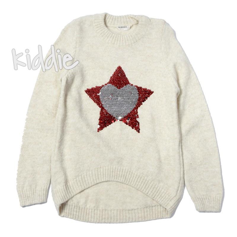 Bluza tricotata Breeze fete