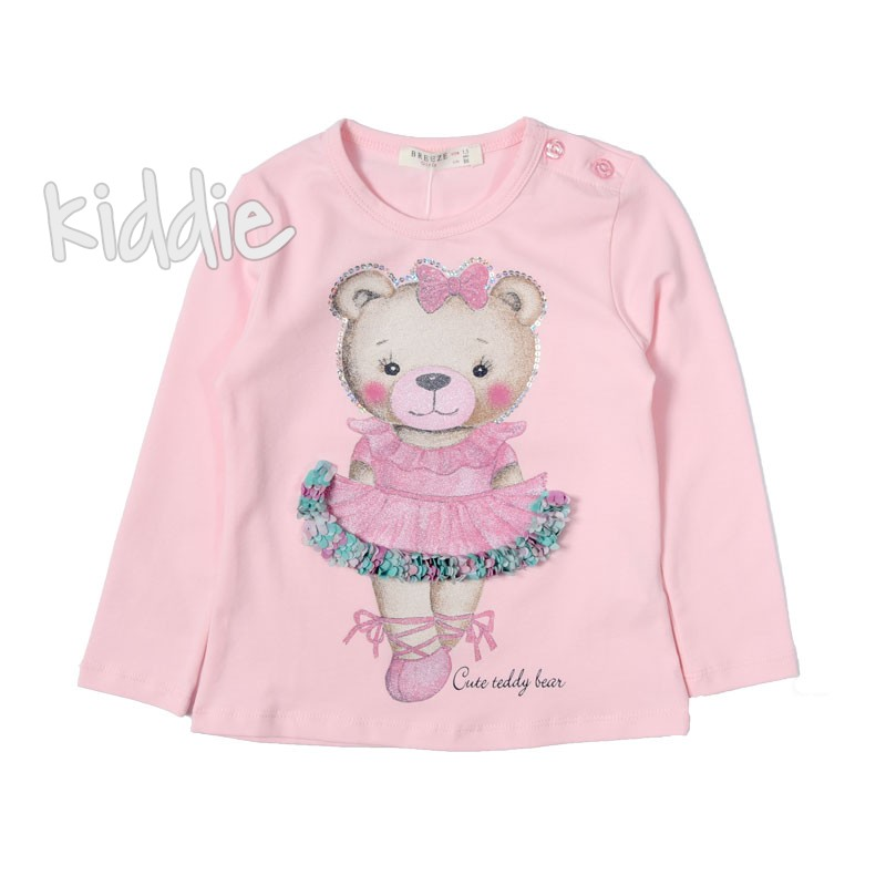 Bluza fete Cute Teddy Breeze