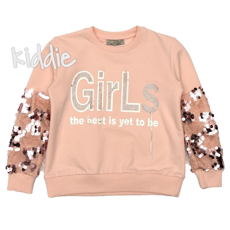 Bluza fete Little Star Girls