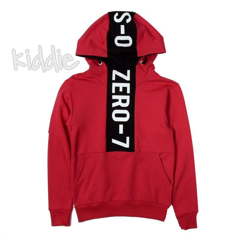 Bluzon baieti Zero 7