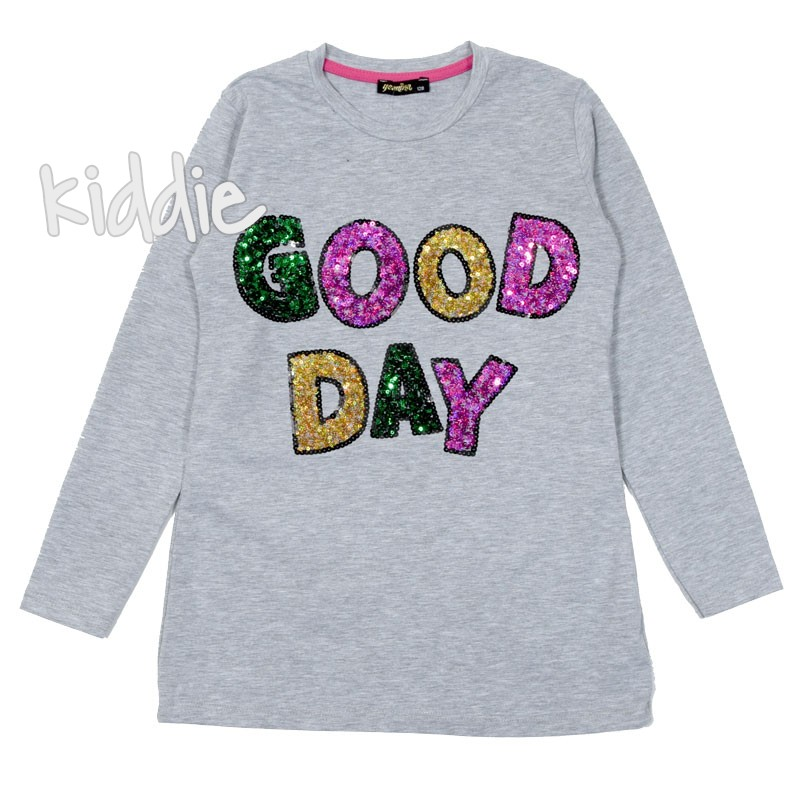 Bluza Good day pentru fete