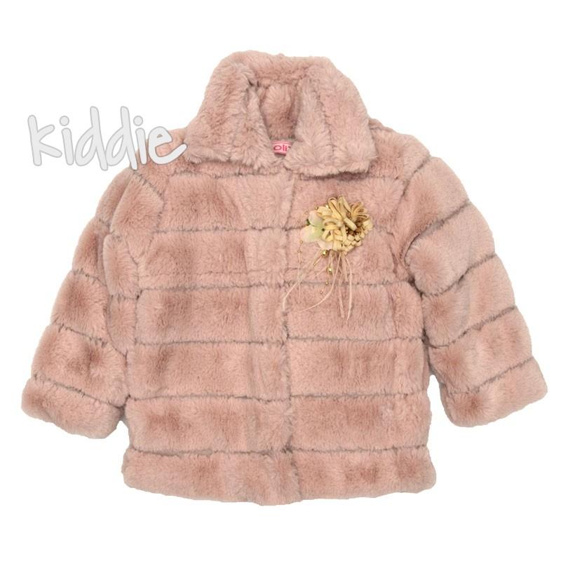 Palton pufos Miss Olix fete