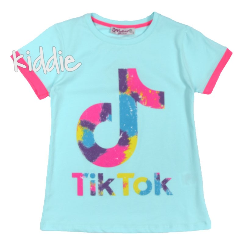 Tricou pentru fata Tik Tok