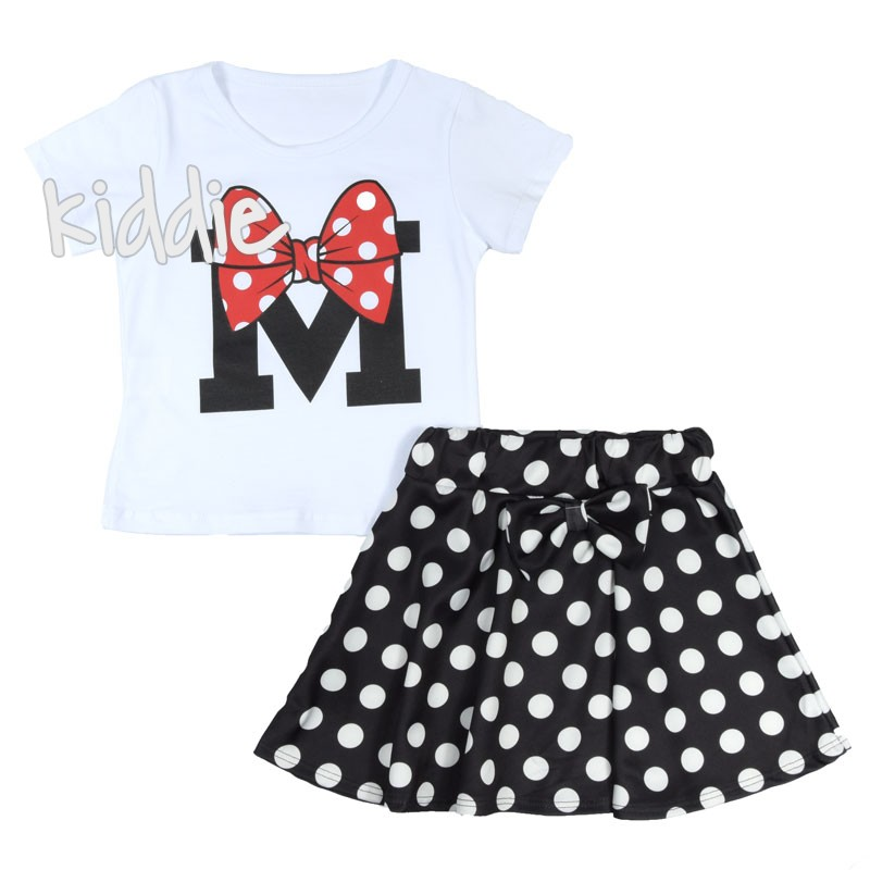 Set fete Minnie Mouse New Collection