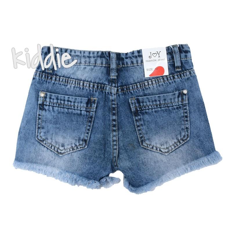 Pantaloni Joy cu paiete pentru fete