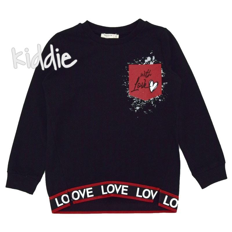 Bluza fete Breeze Love