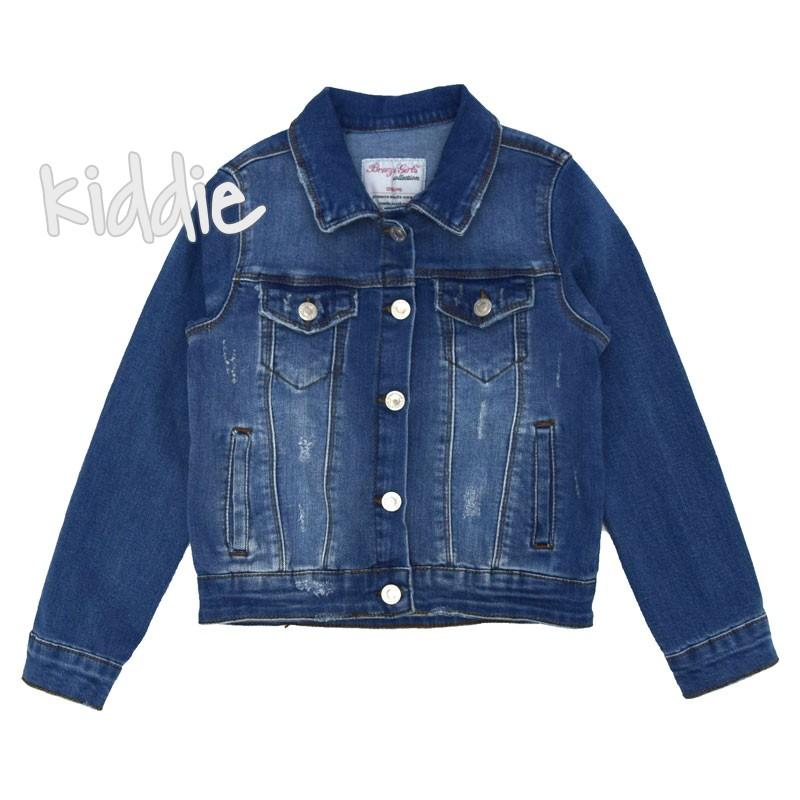 Jacheta de blugi Breeze  fete