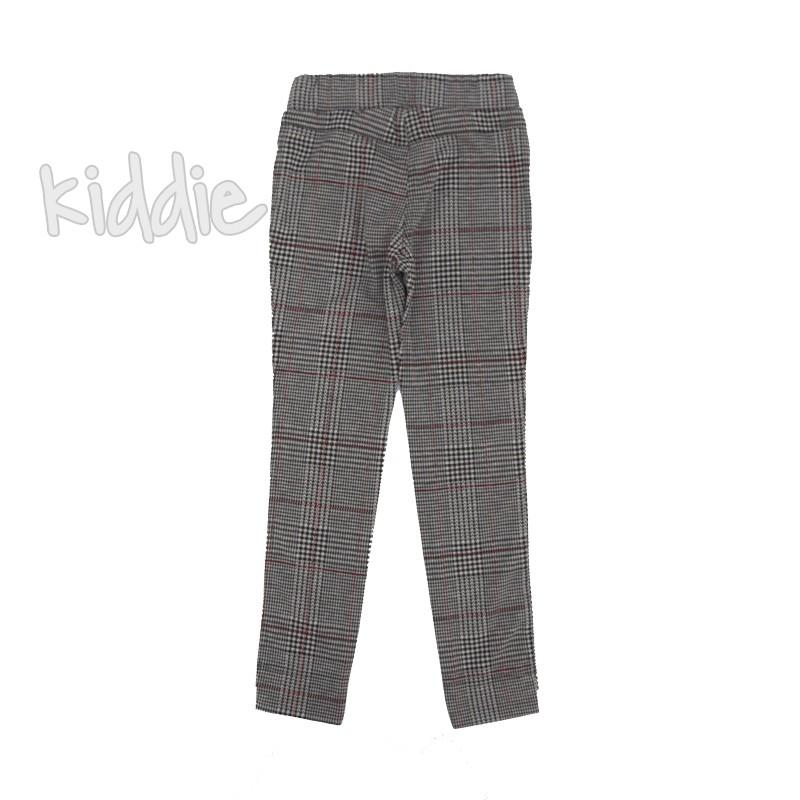 Pantaloni in carouri Kim Kids copii