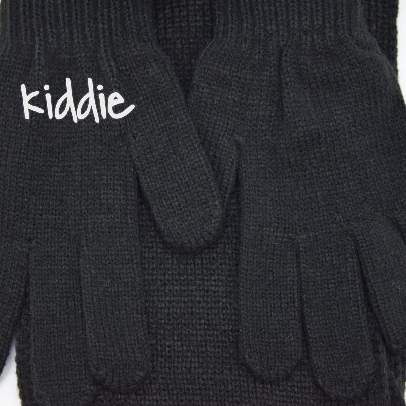 Set de iarna cu stelute Kittie fete