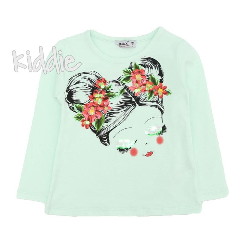 Bluza Wanex pentru fete