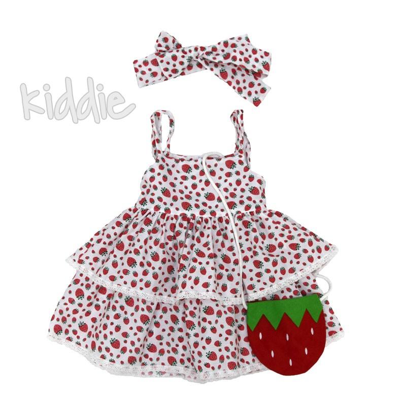 Rochie cu fructe Entel copii