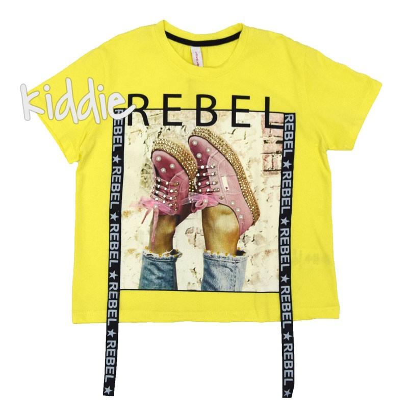 Tricou fete Loco Loco Rebel
