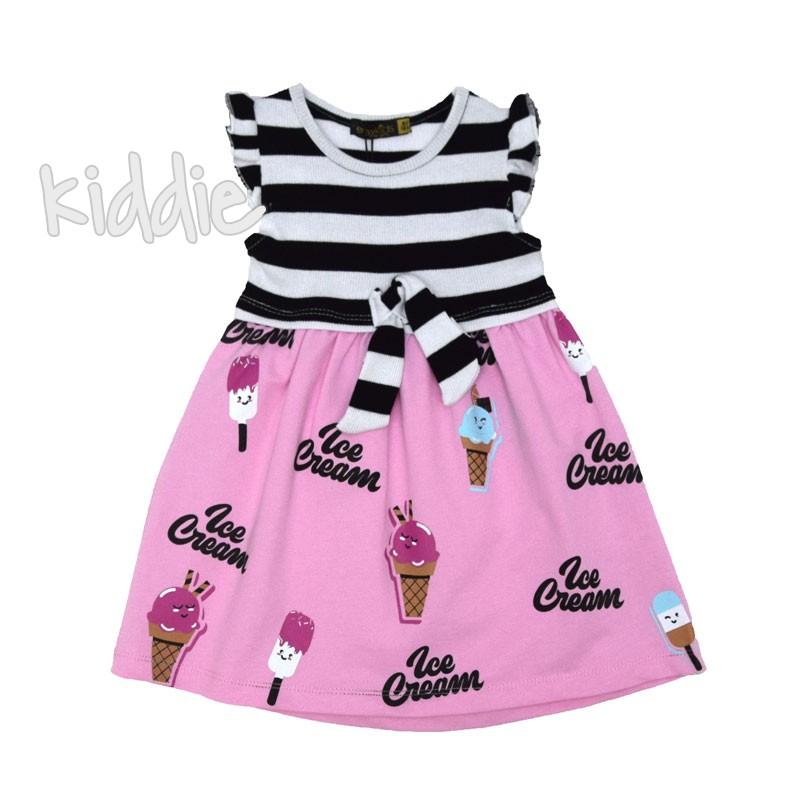 Rochie din tricot Ice Cream Eraykids copii