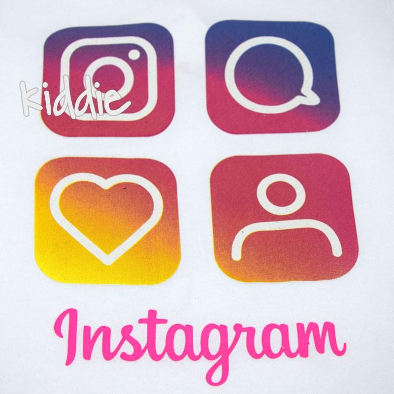 Tricou fete Instagram Loco Loco