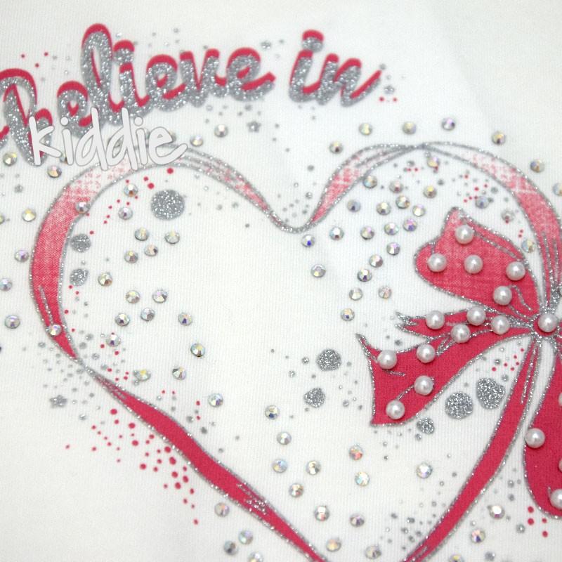 Rochie Breeze Believe cu inimioara