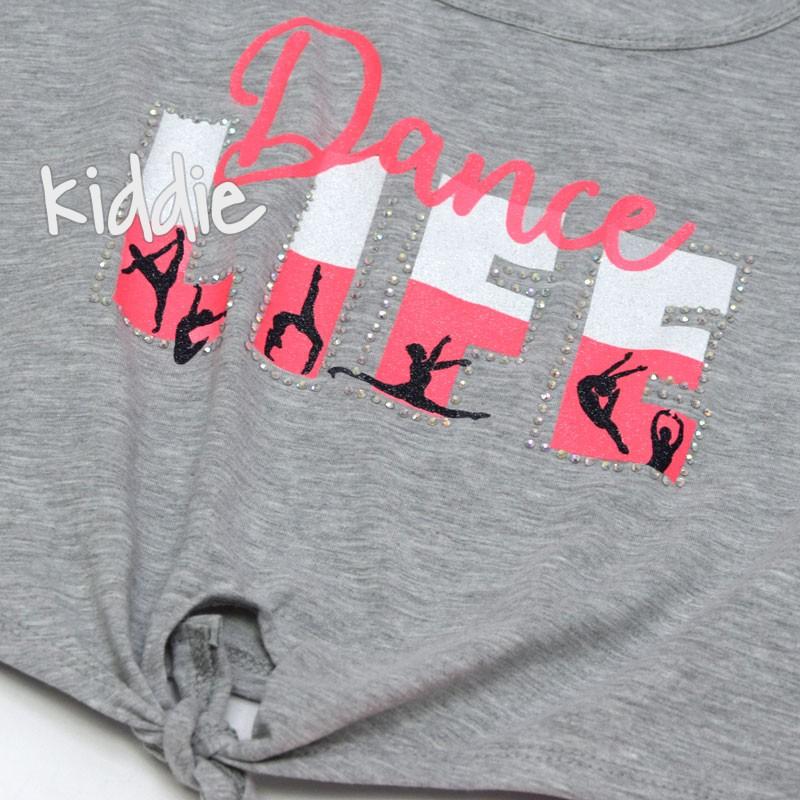 Rochie Breeze cu tricou copii