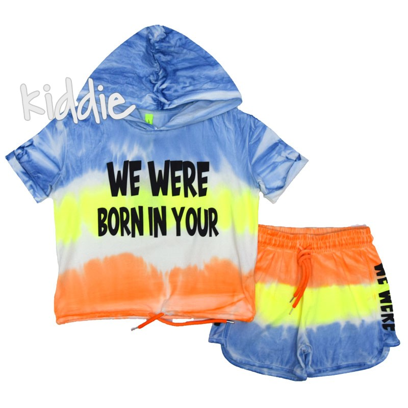 Set pentru fete Loco Loco We were born