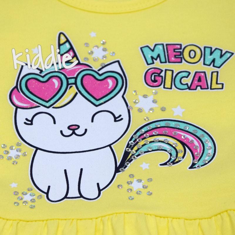 Rochie Breeze Meow copii