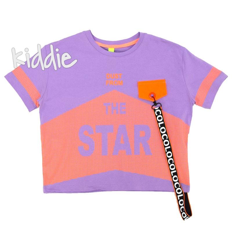 Tricou baieti Loco Loco Star