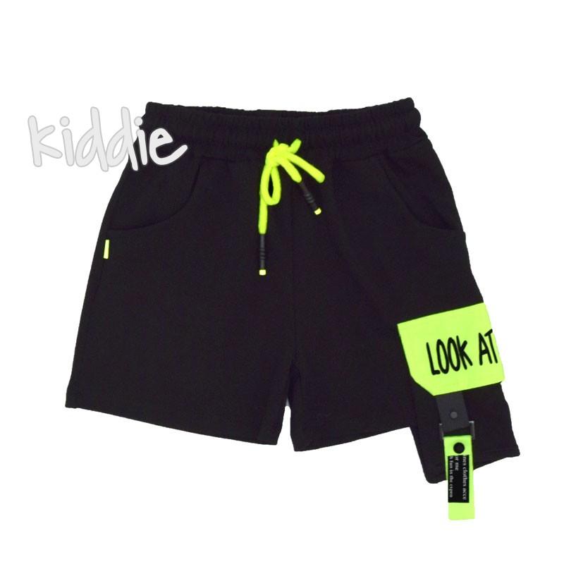Pantaloni scurti fete Loco Loco Look