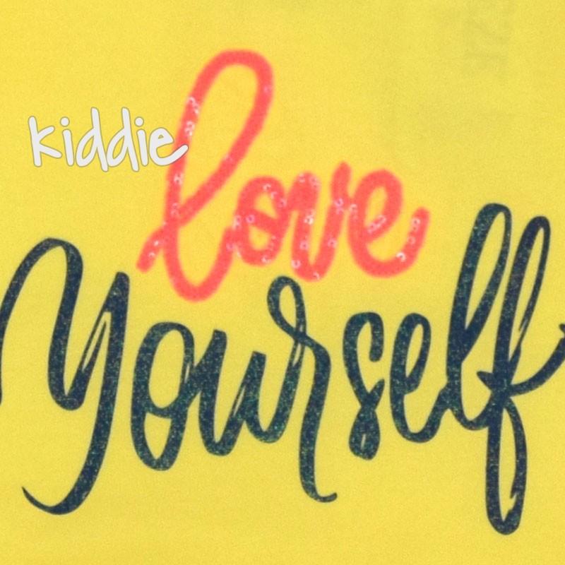 Tricou copii Love Yourself Breeze