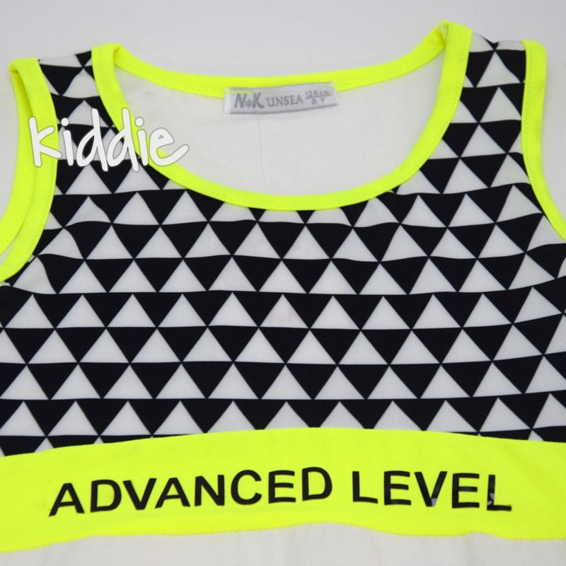 Set sport Advanced Level Unsea fete