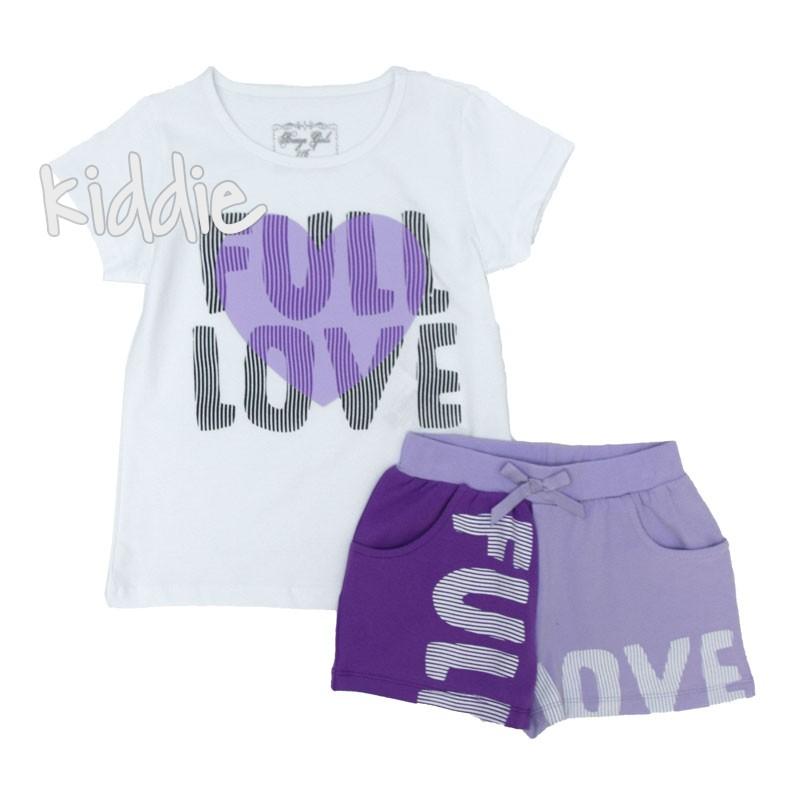 Set fete Full Love Breeze