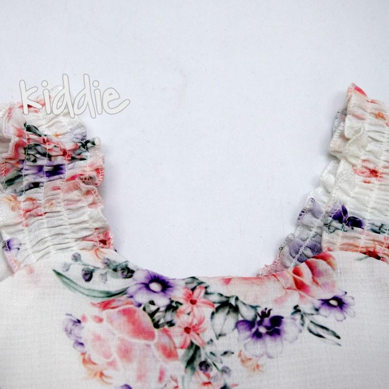 Rochie cu print floral Ativo