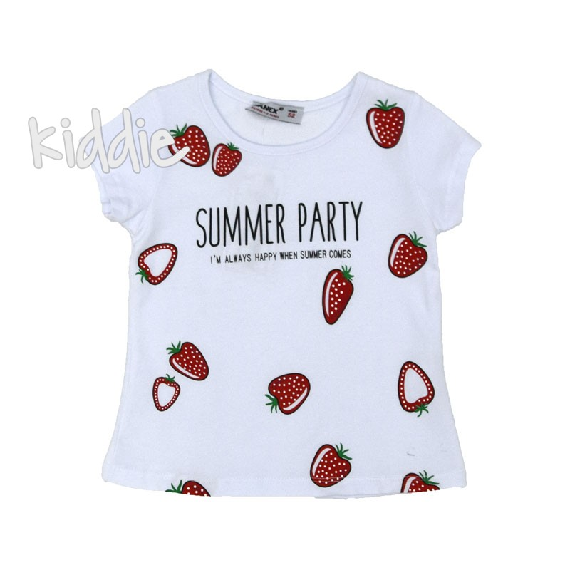 Tricou fete Summer Party Wanex