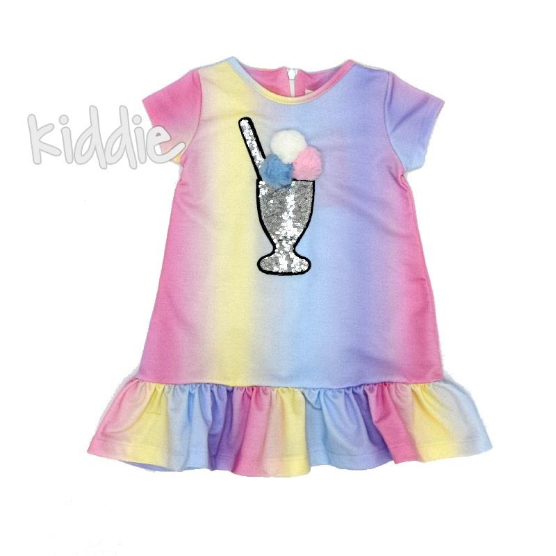 Rochie copii Baby Rose Cocktail