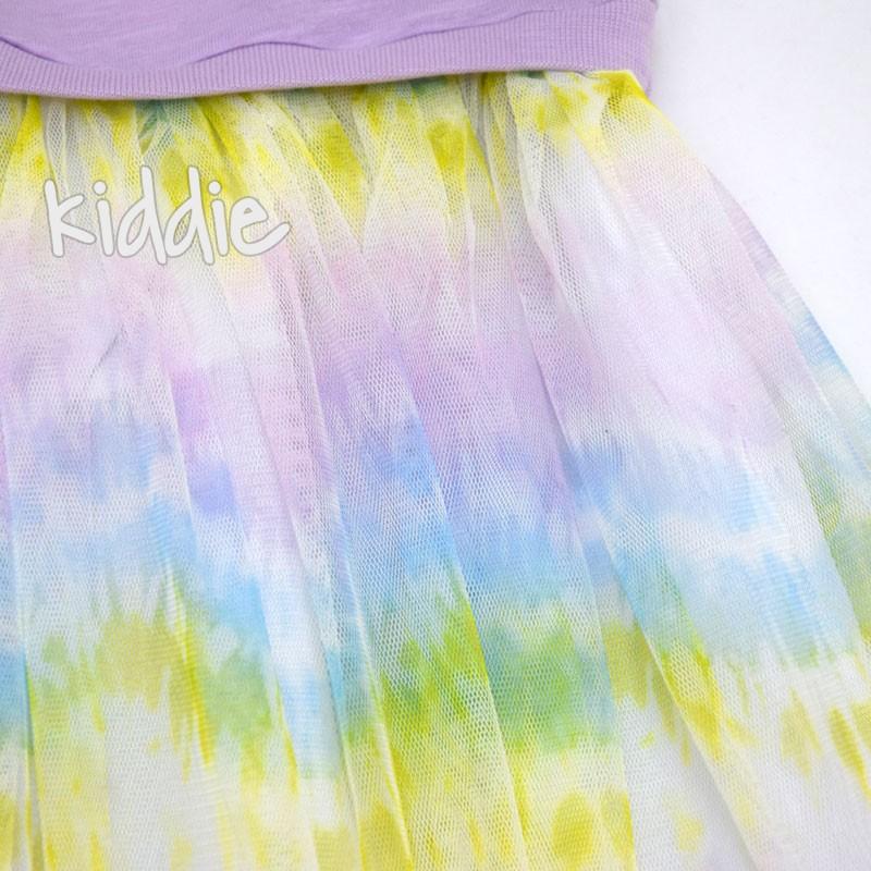Rochie Cocoland inima colorata copii