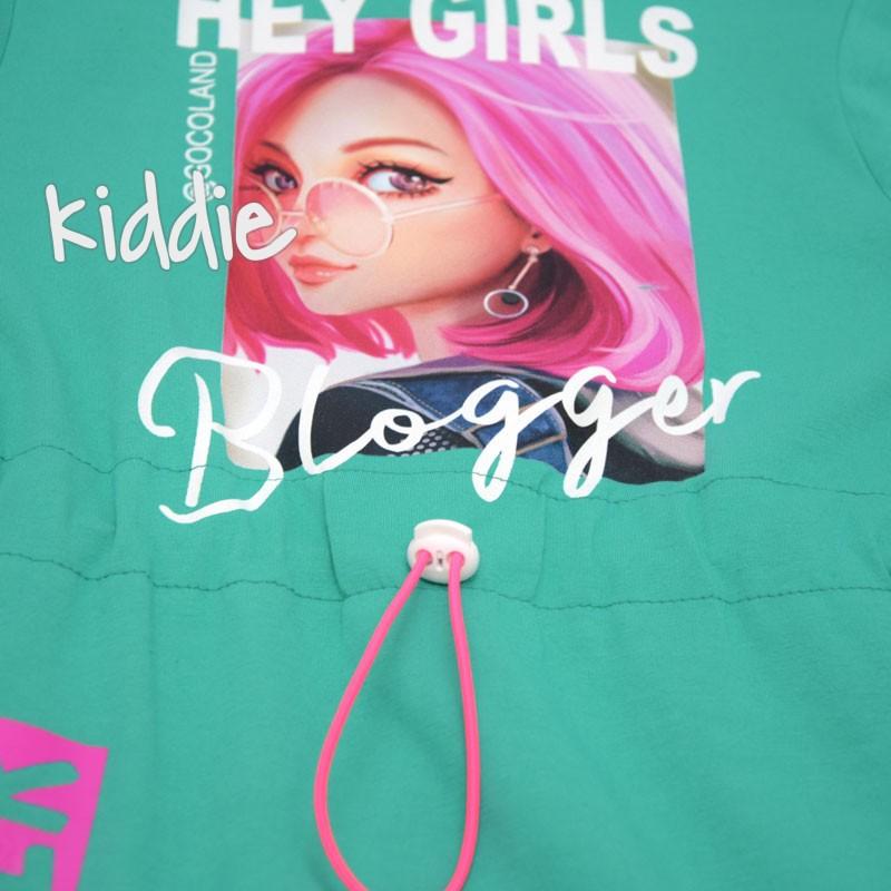 Rochita fete Hey Girl Blogger Cocoland