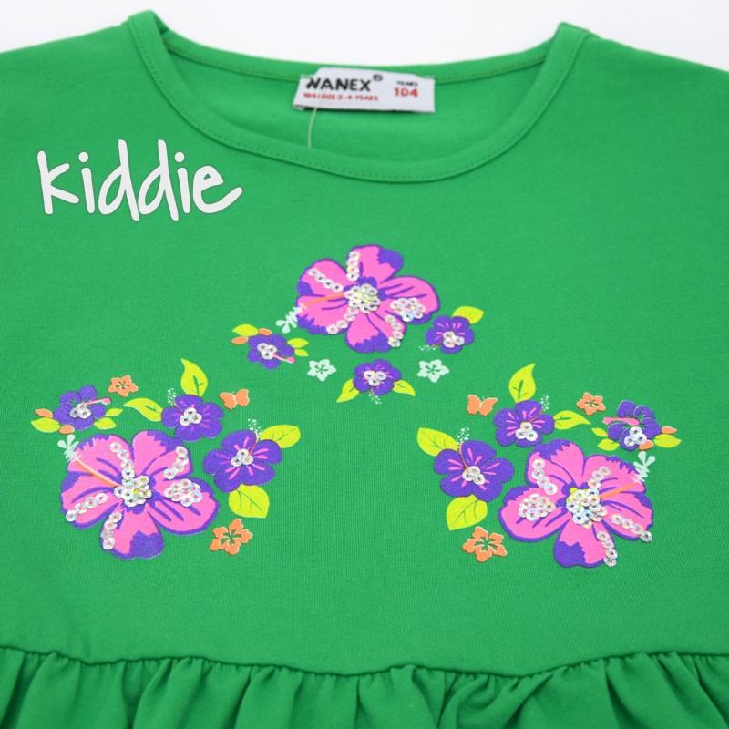 Rochie cu flori Wanex copii