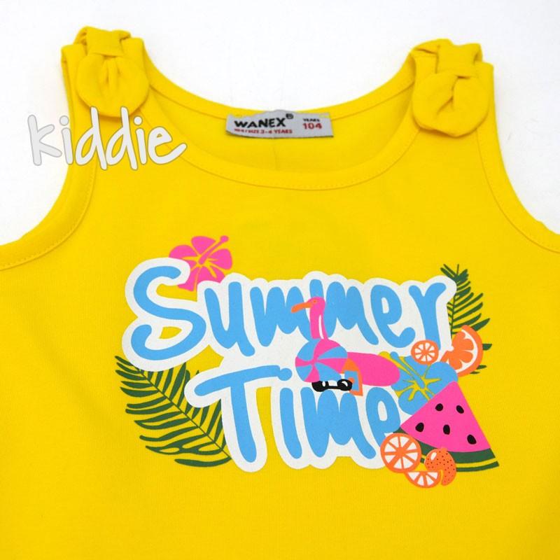 Rochie copii Summer Time Wanex