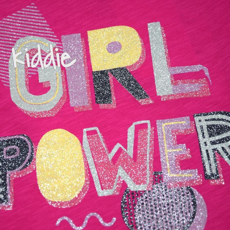 Tricou fete Girl power Cikoby