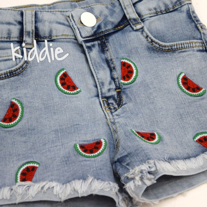 Pantaloni cu pepene Cichlid fete