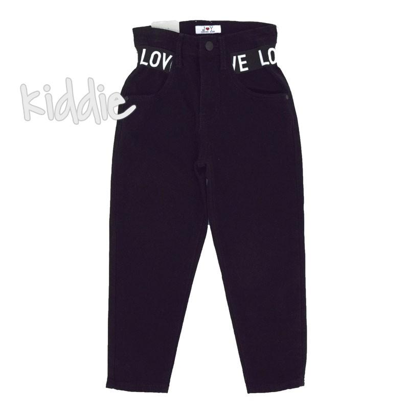 Pantaloni fete J and Y