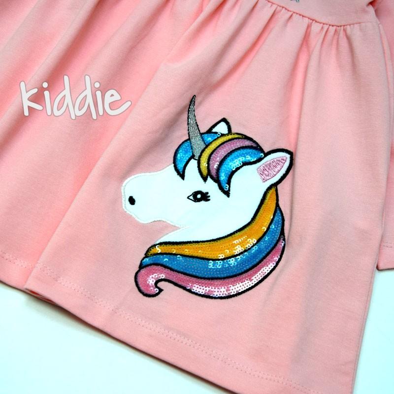 Rochie Unicorn cu paiete Breeze