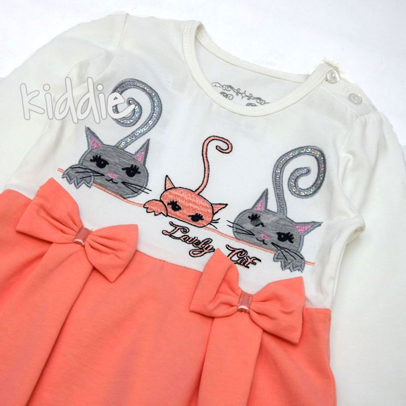 Rochie copii Lovely Cat Breeze