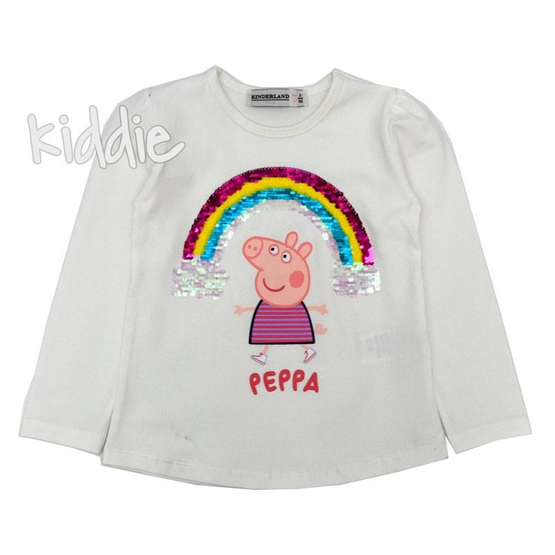 Bluza Peppa Pig Kinderland fete