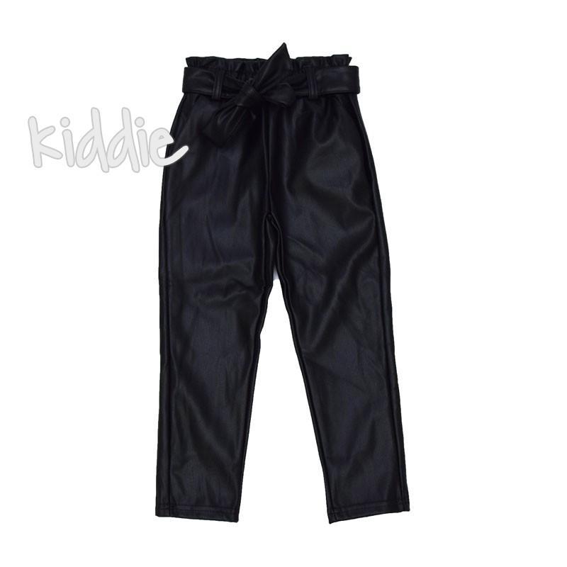 Pantaloni din piele Joy fete