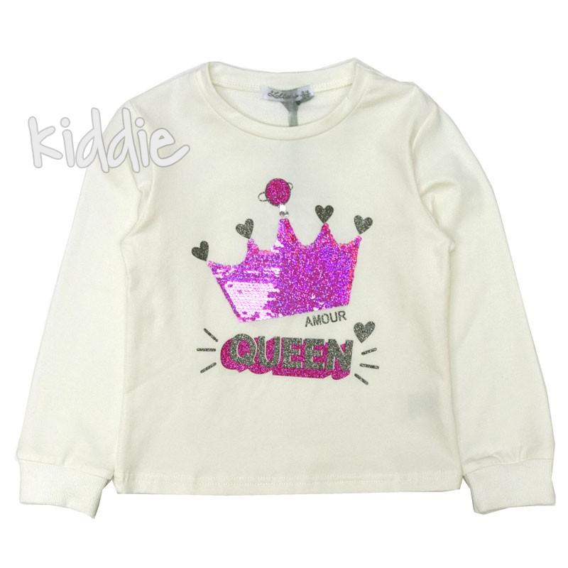 Bluza Queen Lollitop fete