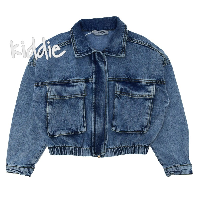 Jacheta de blugi Uncea fete