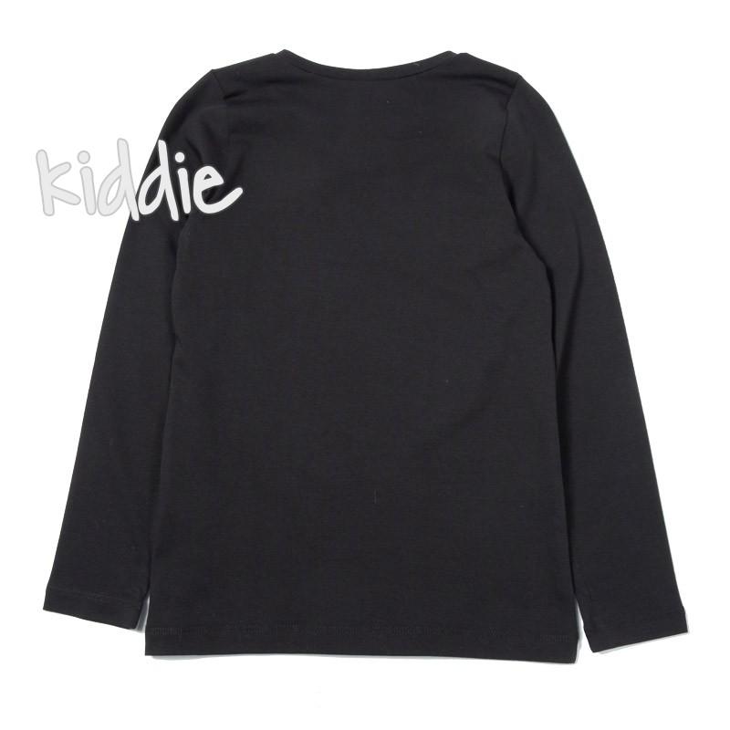 Bluza Contrast cu logo fete