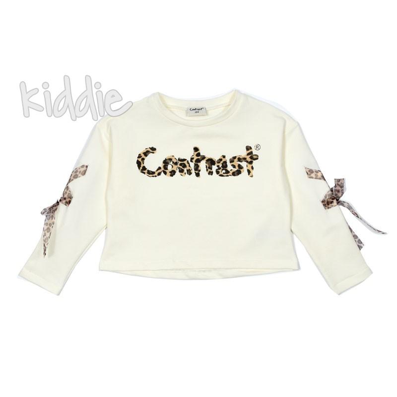 Bluza Contrast copii