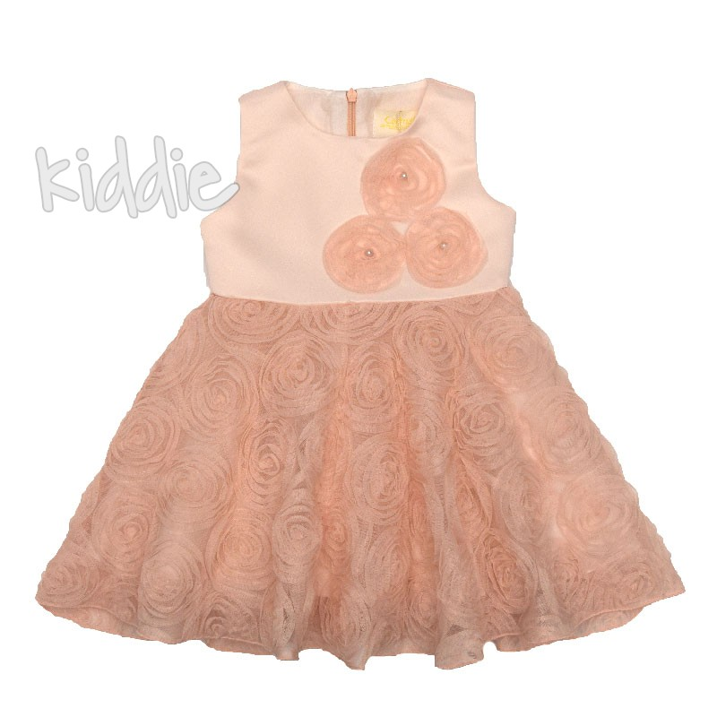Rochita Contrast Pink Dreams bebe