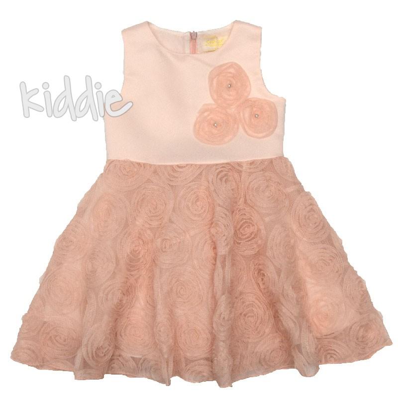 Rochie Contrast Pink Dreams copii