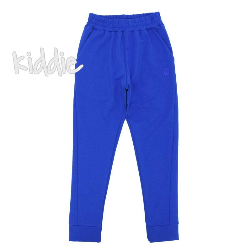 Pantaloni sport fete Contrast