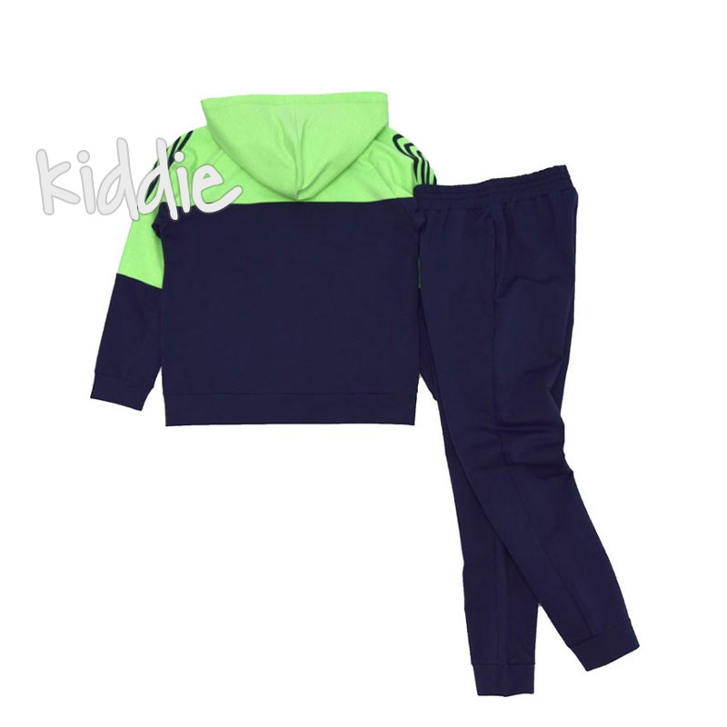 Hanorac si pantaloni baieti Contrast